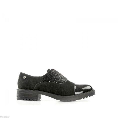 Dettagli su APEPAZZA scarpa donna tronchetto FLO FRT37 NAPPA