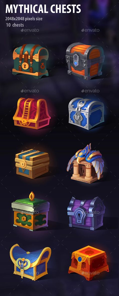 Mythical Chests