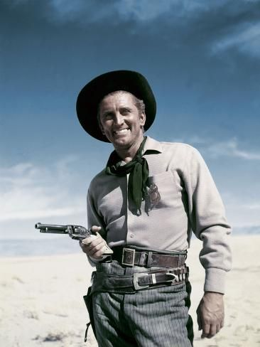 Une Corde Pour Te Pendre Along The Great Divide By Raoul Walsh With Kirk Douglas 1951 Photo Photo Art Com In 2020 Kirk Douglas American Actors Hollywood Legends