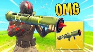 NEW GUIDED MISSILE WEAPON COMING! | Fortnite Best Stream Moments ...
