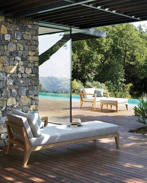 Royal Botania Nothing More Relaxing Than Reading A Good Book On Your Terrace Enjoy The Week Contemporary