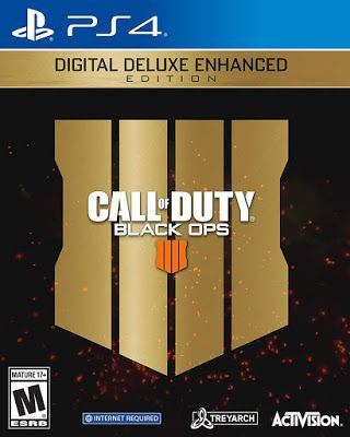 New Games Call Of Duty Black Ops 4 Pc Ps4 Xbox One Call Of Duty Black Call Of Duty Black Ops
