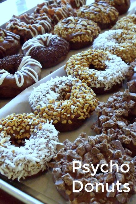 Psycho Donuts in The Silicon Valley