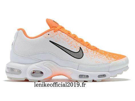 chaussure nike tn orange
