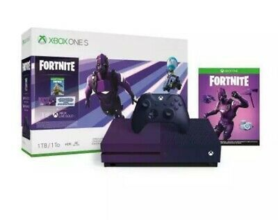 Xbox One S 1tb Fortnite Battle Royale Special Edition Bundle Fortnite Game Nowplaying Xbox One S Fortnite Xbox One S 1tb