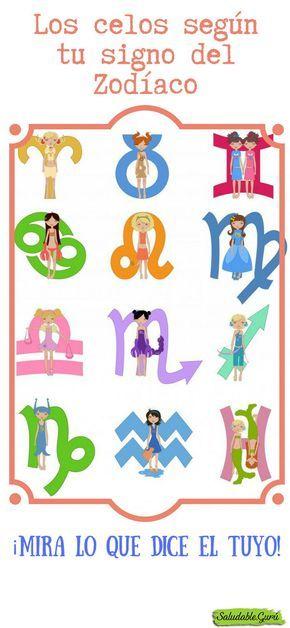 Los Celos Segun Tu Signo Del Zodiaco Mira Lo Que Dice El Tuyo