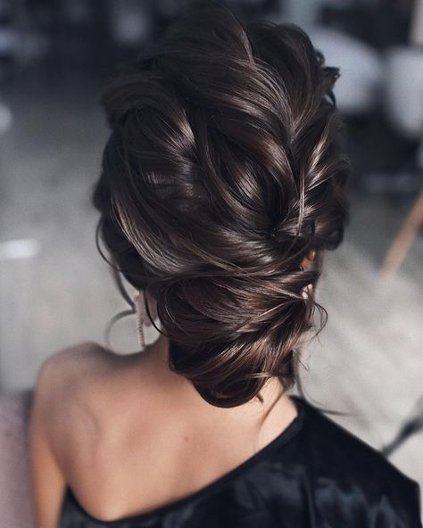 ago When it comes to wedding hairstyles, updos will always come to my mind. They are not only weather-proof, but