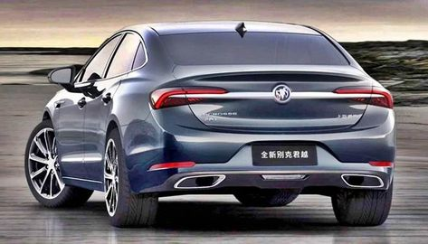 2020 Buick Lacrosse Engine Specs And Review Buick Latest Cars