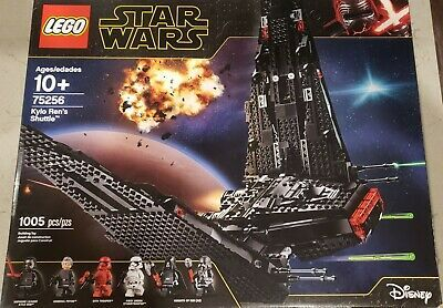 Lego Star Wars The Rise Of Skywalker Kylo Ren S Shuttle 75256 Brand New Afflink Contains Affiliate Links When You Click On Links To Var Lego Star Wars Star Wars Kylo Ren