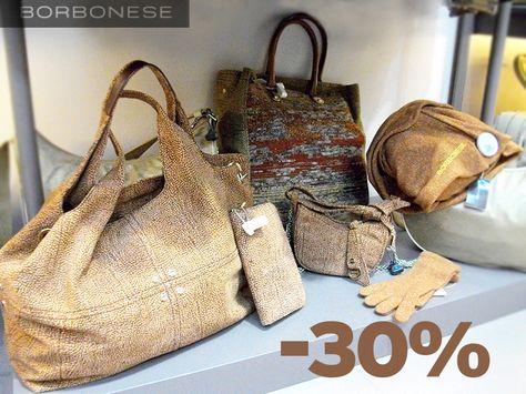 San Marino Factory Outlet #borbonese -30% #blackWeekend ...