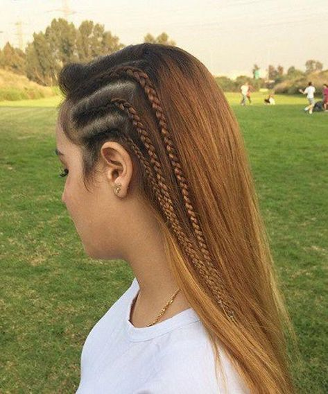 penteados adolescentes para a escola para mulheres #blackteenagegirlhairstyles