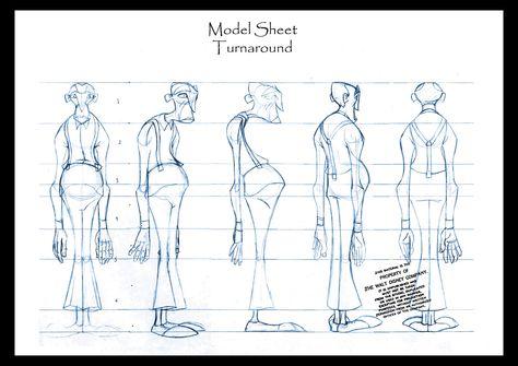Model sheet