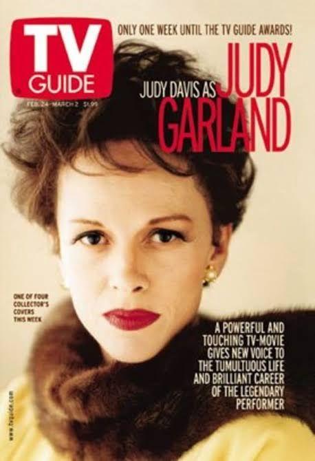 Pin By Julian O Dea On Redheads Judy Garland Tv Guide Judy Garland Show