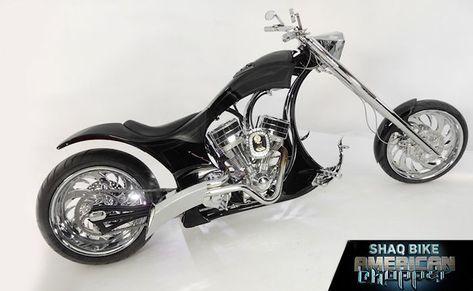Shaq Steel Motorcycle
