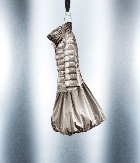 HERNO :: International Clothing :: ヘルノ :Double fabric with bib .