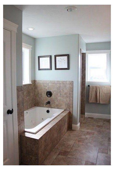 with tan tile bathroom paint colors