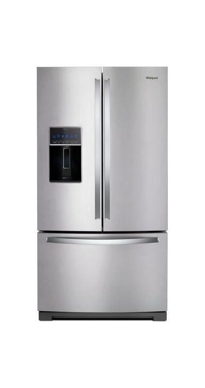Whirlpool Wrf757sdh French Door Refrigerator Refrigerator