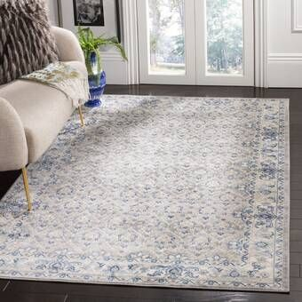 Easton Congress Handwoven Flatweave Brown Area Rug Joss Main Blue Grey Rug Blue Area Rugs Area Rugs