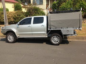 ARB Rack Ute HiLux & ARB Rack Ute HiLux | Canopies etc | Pinterest | Ute and Canopy