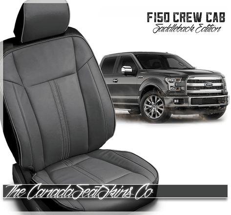 2015 2020 Ford F150 Saddleback Edition Leather Interiors