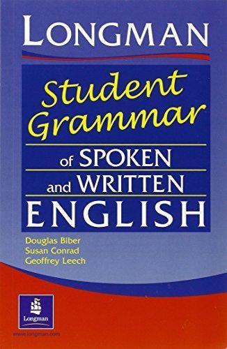 Longman Student Grammar of Spoken and Written English - Default
