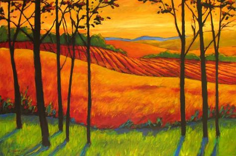 fine art by Patty Baker - original and commissioned paintings, contemporary acrylic paintings