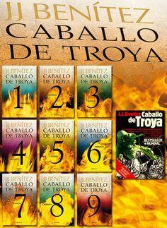 Caballo De Troya J J Benitez Caballo De Troya Troya Libros