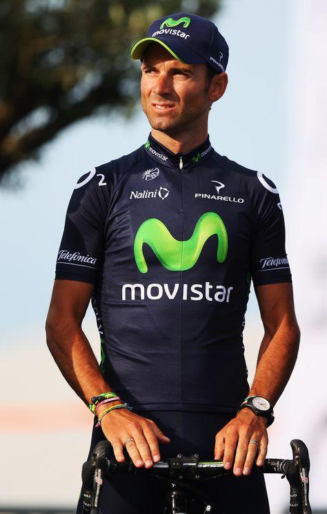 Alejandro Valverde Poster Pinarello Tour De France