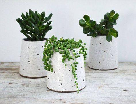Cache Pot En Gres Et Ceramique Jardinieres En Ceramique Pots