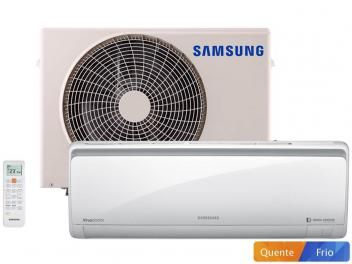 Ar Condicionado Split Samsung Inverter 9000 Btus Quente Frio