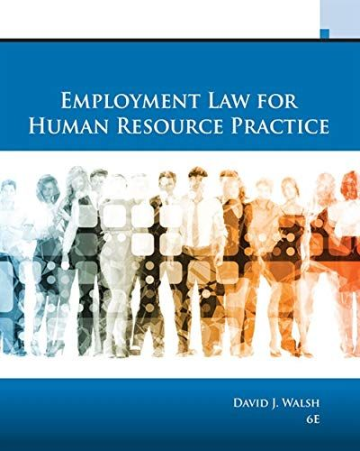 Download Pdf Employment Law For Human Resource Practice Free Epub Mobi Ebooks Employment Law Human Resources Ebook