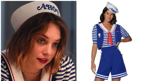 Adult Steve Scoops Ahoy Costume