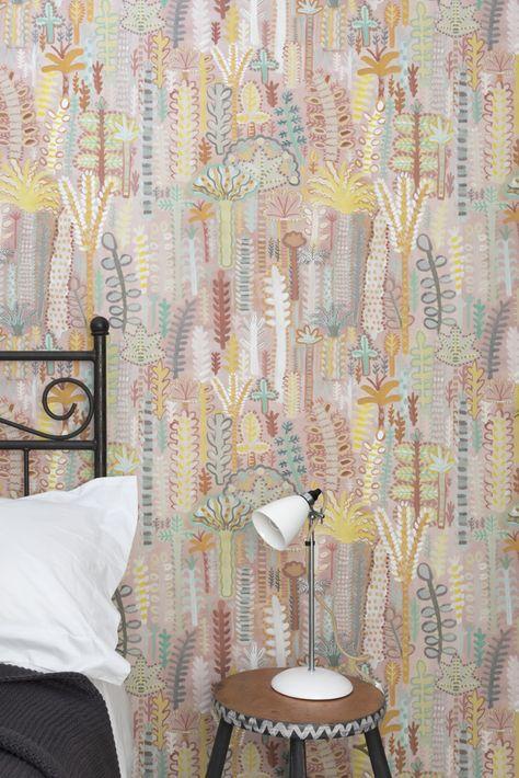 Miami Extra Wide Wallpaper 10m In 2020 Wallpaper Great