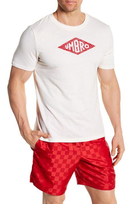 10eb10a7ff Umbro Short Sleeve Front Graphic Logo Print Tee | men's fashion ...