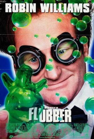 Flubber Y El Profesor Chiflado 1997 El Profesor Chiflado Robin Williams