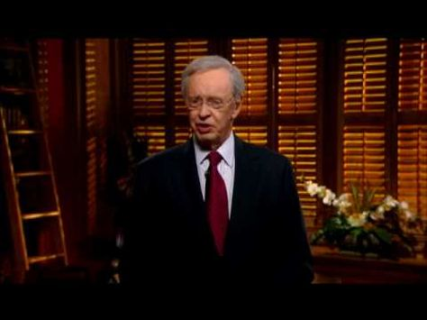 """Charles Stanley """"Are you angry with someone or some situation?"""" (Ask Dr. Stanley)"""