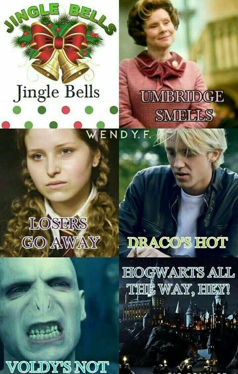 """These """"Top 18 Harry Potter Memes Jingle Bells"""" are so hilarious that will make you Funny and Laughing for whole day.We are sure you will enjoy these """"Top 18 Harry Potter Memes Jingle Bells"""". #HarryMemes #PotterMemes"""