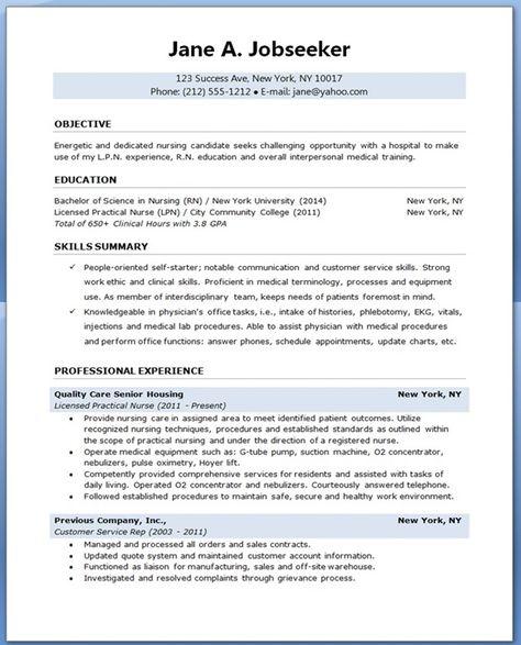 Nursing Resume Template Sample Nursing Resume  Rn Resume  Rn Resume Nursing Resume And Blog