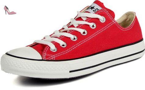 Damen Converse Chucks CT As Coral Ox 555902C Schwarz Schuhe
