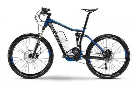 Bicicleta Electrica Full Suspension Haibike Eq Xduro Fs Rc 26 Electric Bike Bike Electric Bikes Uk