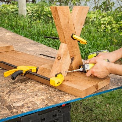 How To Build A Classic Picnic Table Instructions Picnic