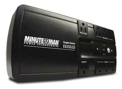Ebay Sponsored Minuteman Ups Enspire 350va Stand By Ups En350 In 2020 Ups System Usb Design Uninterruptible Power Supplies