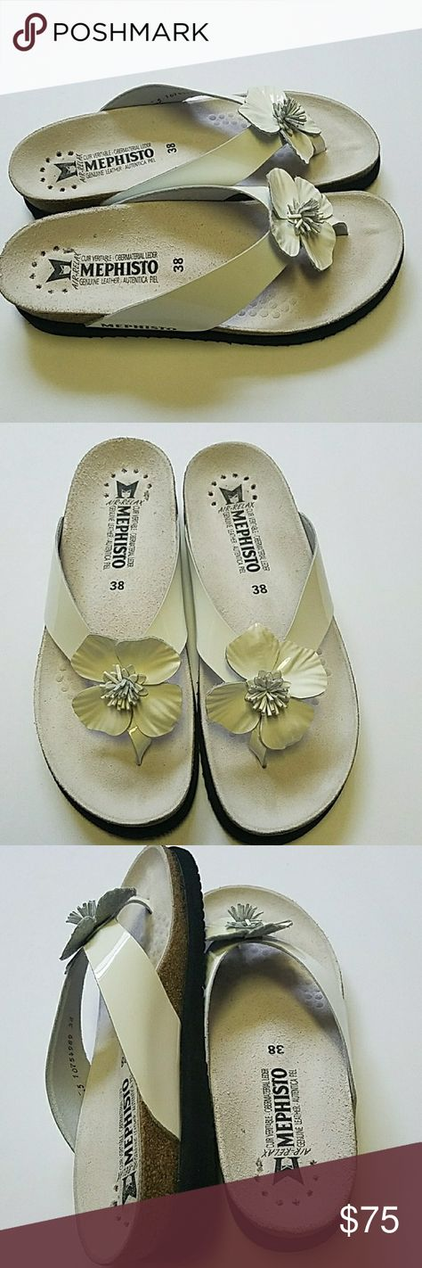 💯MEPHISTO Ladies sandals size 38 My Posh Picks Pinterest
