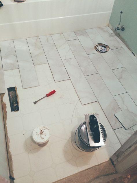 small bathroom redo on a budget #makeover #DIY #bathroom