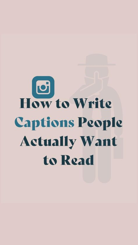How to write scroll-stopping captions
