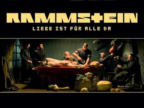 RAMMSTEIN POSTER Street Gang Shot RARE HOT 24X36