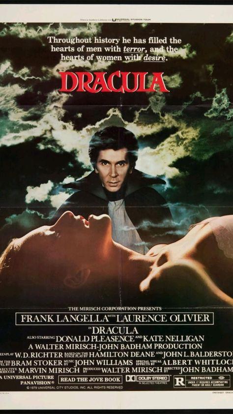 Horror Tip Dracula 1979