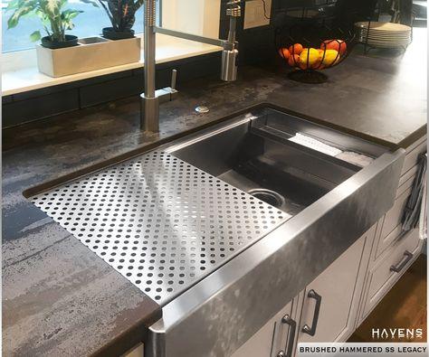 Custom Stainless Steel Sinks