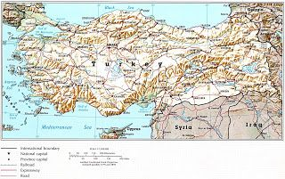 Turkey Tourism Turkey Map Turkey Tourism Map