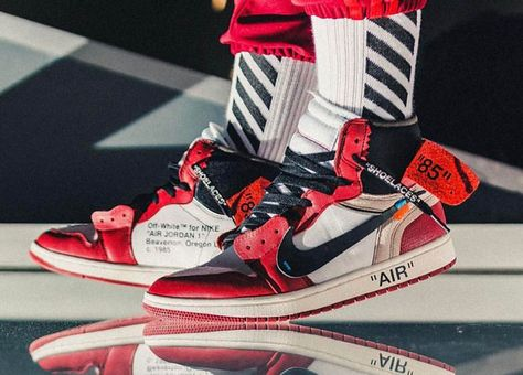 Off White Nike Footwear Collection Release Date Sneakers Air